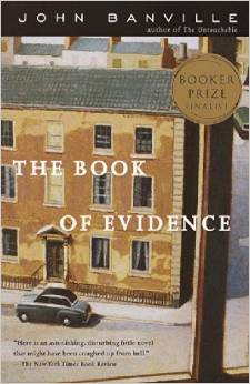 The Book of Evidence Book Cover