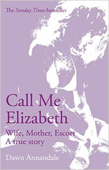 Call Me Elizabeth Book Cover