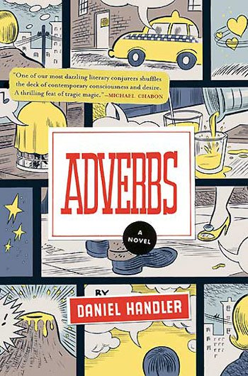Adverbs Book Cover