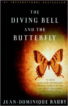 The Diving Bell and the Butterfly Book Cover