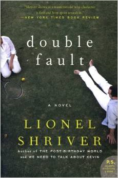 Double Fault Book Cover