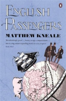 English Passengers Book Cover
