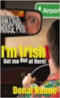 I'm Irish Get Me Out of Here Book Cover