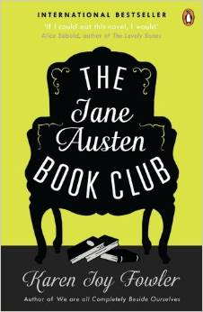 The Jane Austen Book Club Book Cover