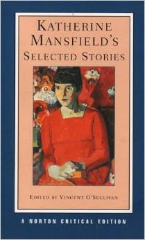 Katherine Mansfield's Selected Stories Book Cover