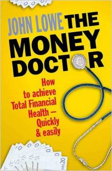 The Money Doctor Book Cover