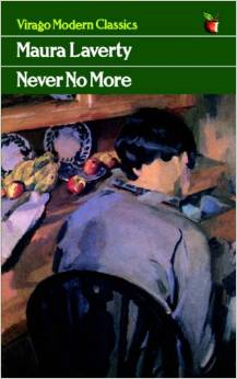 Never No More Book Cover
