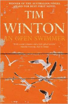 An Open Swimmer Book Cover