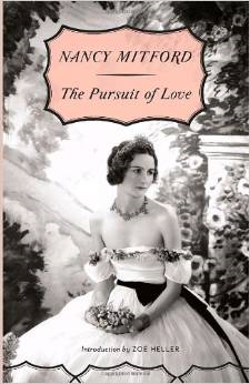 The Pursuit of Love Book Cover