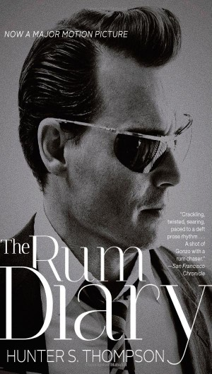 The Rum Diary Book Cover