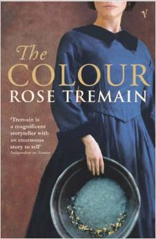 The Colour Book Cover