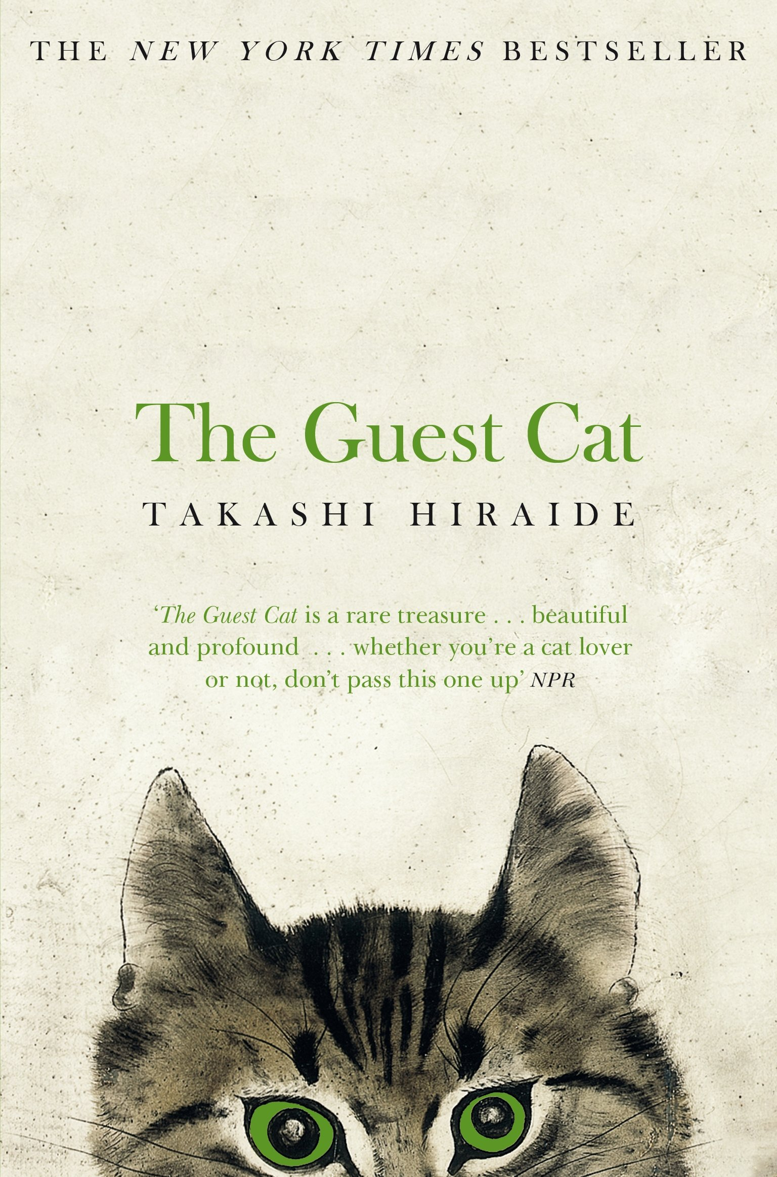 The Guest Cat Book Cover